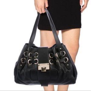 🌺Jimmy choo Ramona black patent bag